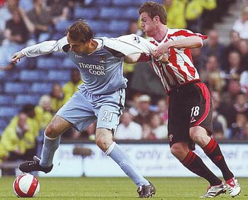 sheff united home 2006 to 07 action9