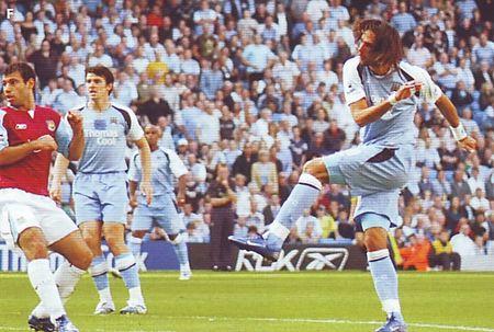 west ham home 2006 to 07 samaras goal