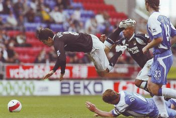 wigan away 2006 to 07 action4