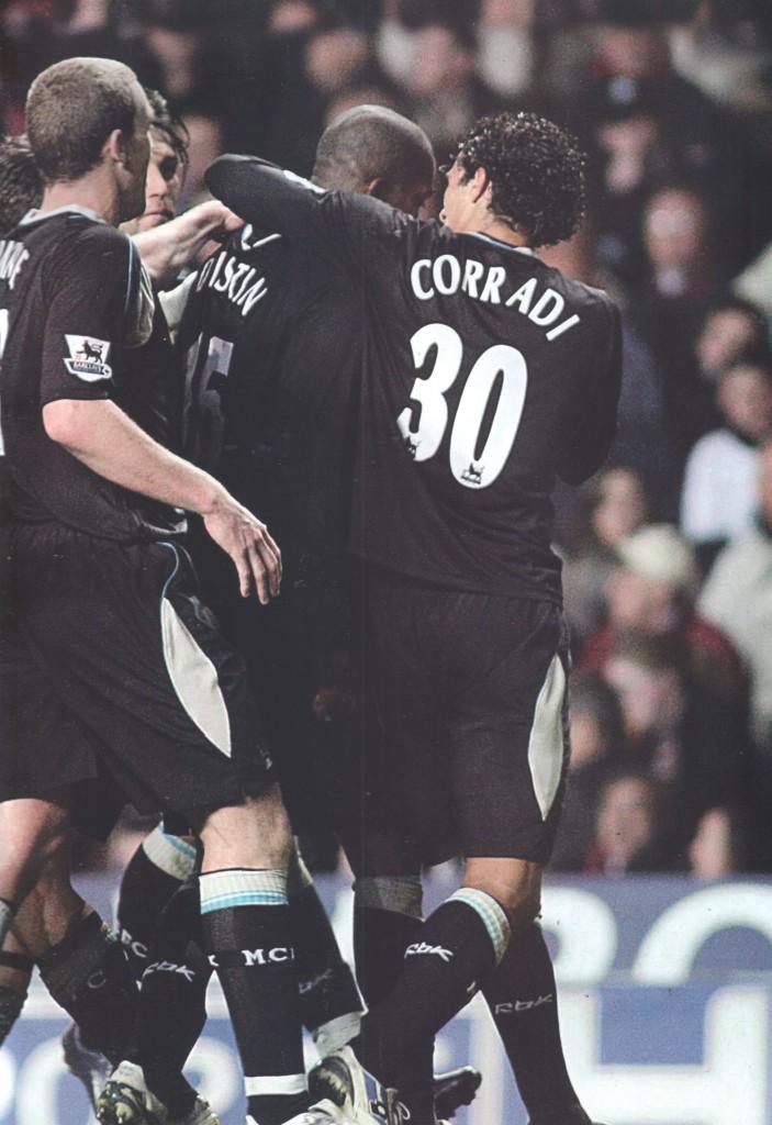 aston vill away 2006 to 07 distin goal