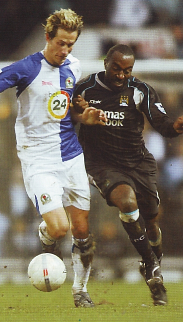 blackburn fa cup 2006 to 07 action4