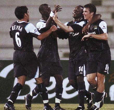 bolton asia trophy 2005 to 06 barton goal