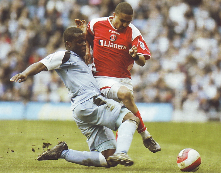 charlton home 2006 to 07 action
