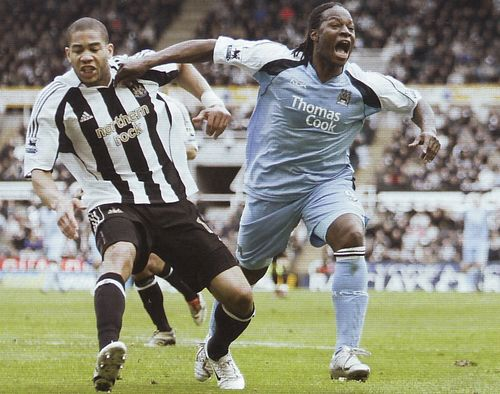 newcastle away 2006 to 07 mpenza goal2