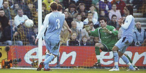 preston fa cup 2006 to 07 ball goal