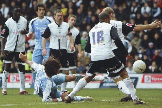 preston fa cup 2006 to 07 samaras goal