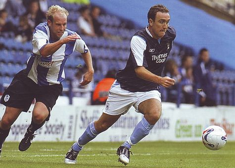 sheff weds away 2005 to 06 action