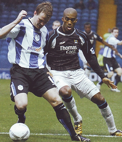 sheff weds away fa cup 2006 to 07 action4