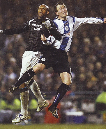 sheff weds away fa cup 2006 to 07 action5