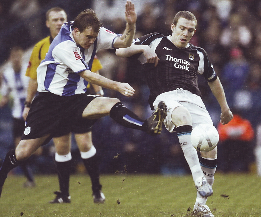 sheff weds away fa cup 2006 to 07 action7
