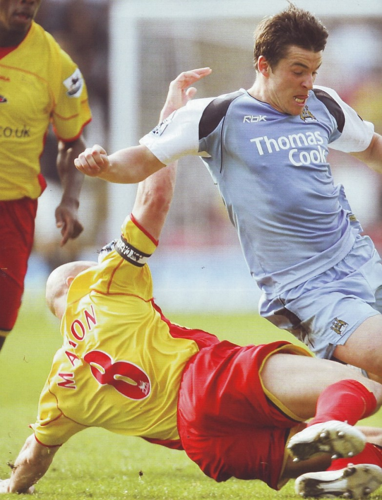 watford away 2006 to 07 action
