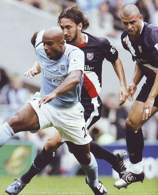 wba home 2005-06 action