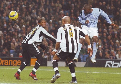 2005-06 newcastle home cole goal