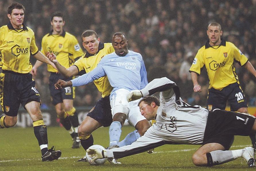 aston villa home fa cup replay 2005 to 06 action2