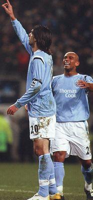 aston villa home fa cup replay 2005 to 06 samaras goal4