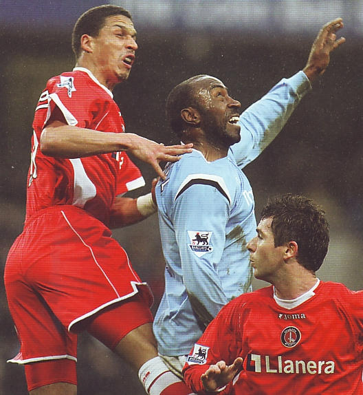 charlton home 2005 to 06 action