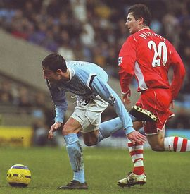 charlton home 2005 to 06 action2