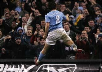 charlton home 2005 to 06 barton goal