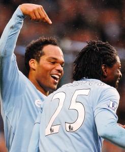 fulham home 2009 to 10 lescott goal