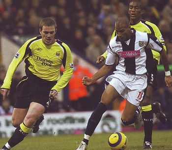 wba away 2005 to 06 action