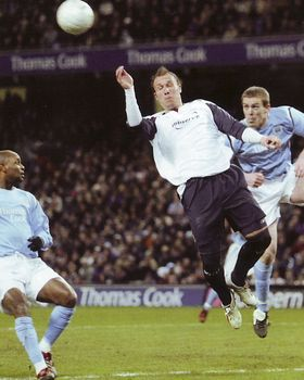 west ham home fa cup 2005 to 06 action4