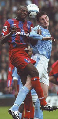 crystal palace away 2004 to 05 action3