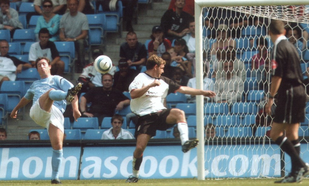 fulham home 2004 to 05 fowler goal
