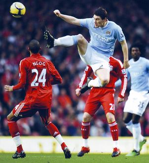 liverpool away 2009 to 10 action