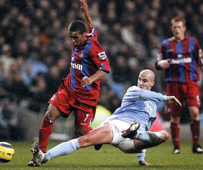 crystal palace home 2004 to 05 action3