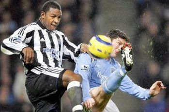 newcastle home 2004 to 05 action