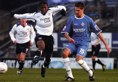 oldham facup away 2004 to 05 action2