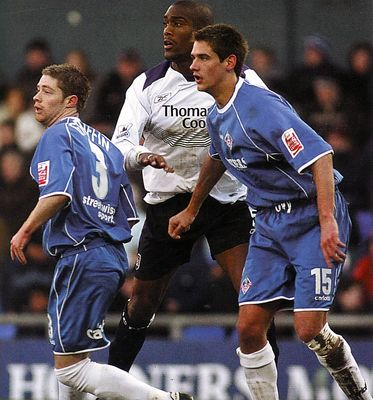oldham facup away 2004 to 05 action3