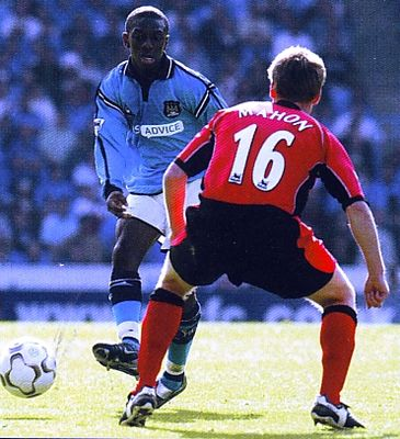 Blackburn home 2002 to 03 action