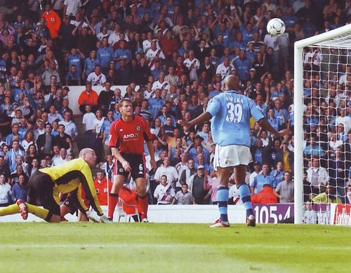 Blackburn home 2002 to 03 city equaliser