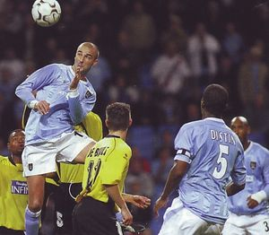 Lokeren home 2003 to 04 action2