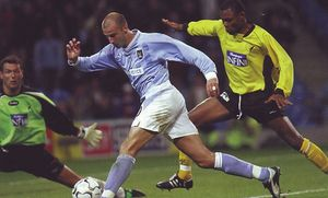 Lokeren home 2003 to 04 action3