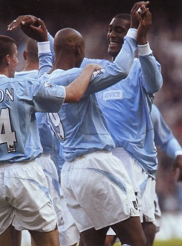 bolton home 2003 to 04 anelka goal citys 4th celeb2