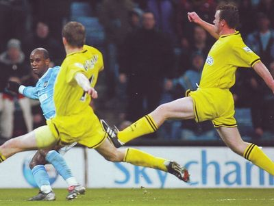 charlton home 2003 to 04 action