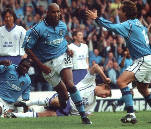 everton home 2002 to 03 goal celeb