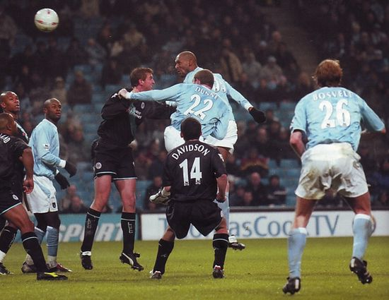 leicester home fa cup 2003 to 04 anelka 2nd goal