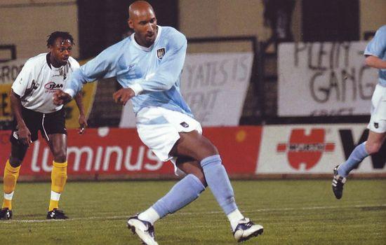lokeren away 2003 to 04 anelka pen goal