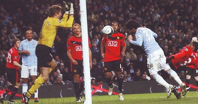 man utd home league cup semi 2009 to 10 2nd tevez goal2