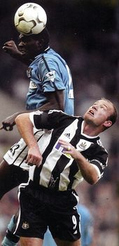 newcastle home 2002 to 03 action3