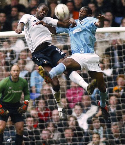 tottenham away 2003 to 04 action2