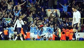 tottenham away FA Cup 2003 to 04 celeb2