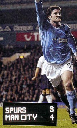 tottenham away FA Cup 2003 to 04 macken goal5