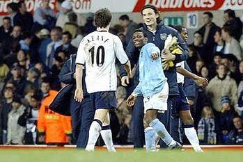 tottenham away FA Cup 2003 to 04 swp goal2
