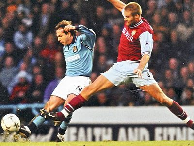 Aston villa home 2002 to 03 action2