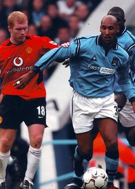 Man utd home 2002 to 03 action3