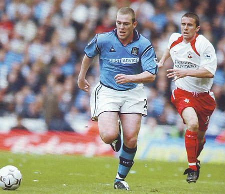 Southampton home 2002 to 03 action